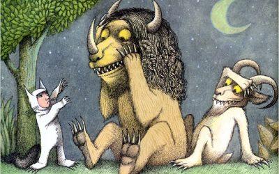 Monsters aren't real. Your beliefs aren't either
