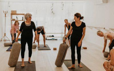New yoga studio weathers Covid storm