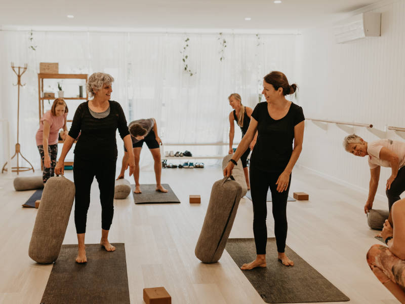 Haven Yoga Studio Sunshine Coast