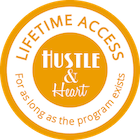 lifetime access badge